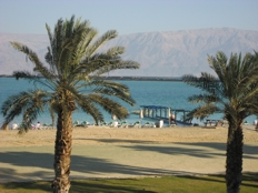 Dead Sea - Photo by Steve Singer