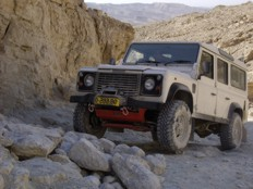 Off Road Jeep Touring