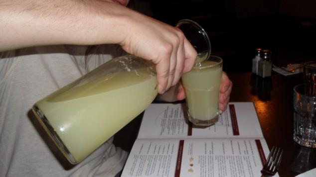 Israeli Lemonade