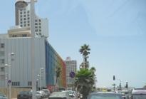 Tel Aviv Traffic